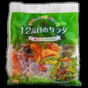 12品目のサラダ